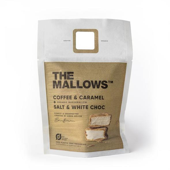 The Mallows - Coffee & Caramel 150 gram