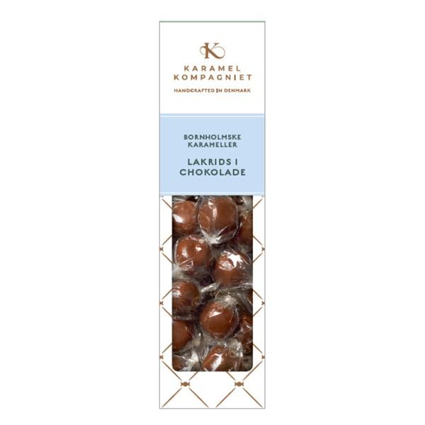 Karamel Kompagniet - Lakrids i chokolade