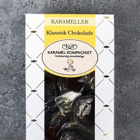 Karamel Kompagniet - Chokolade Karameller