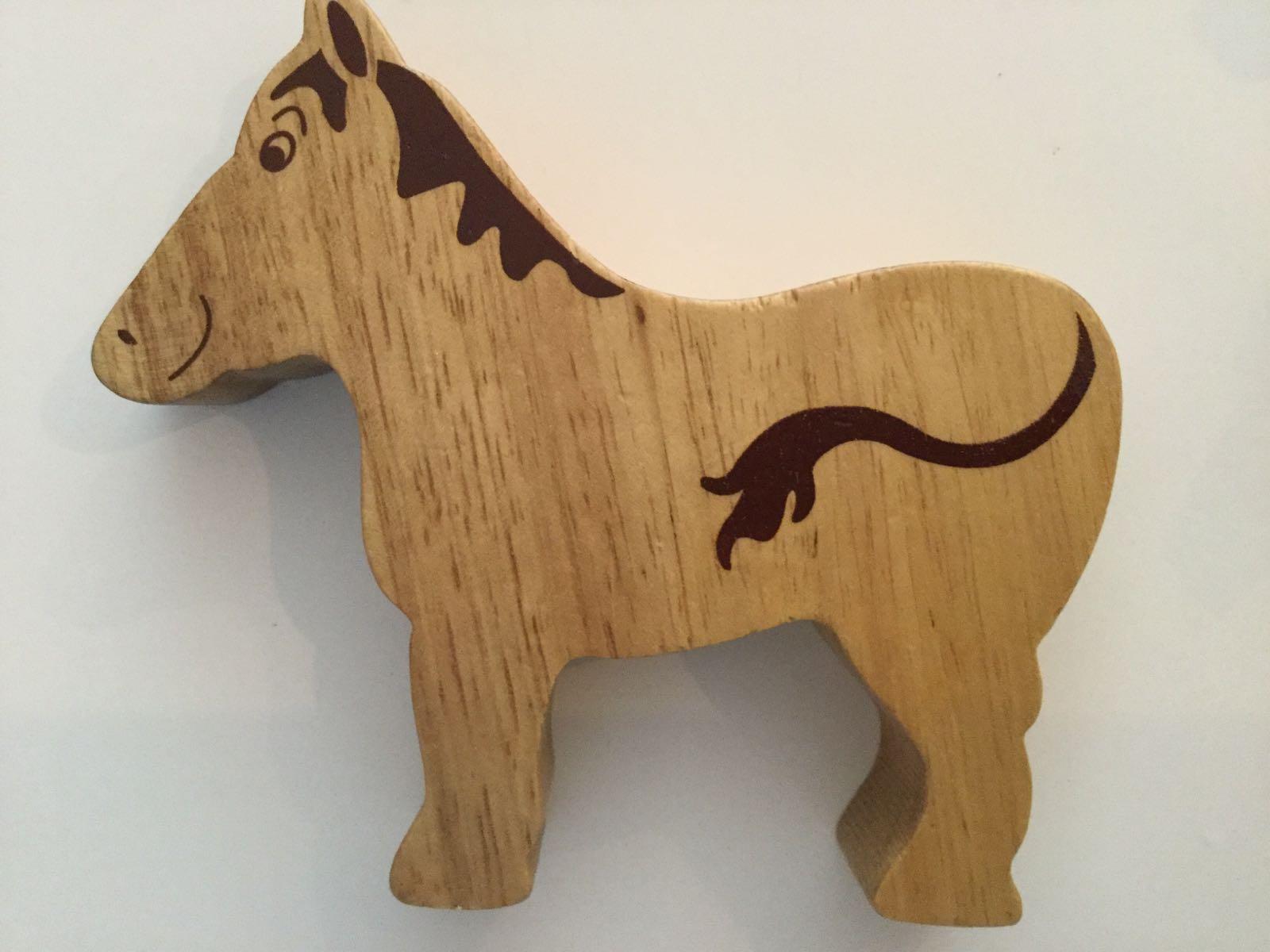 Lanka Kade - Natural - horse