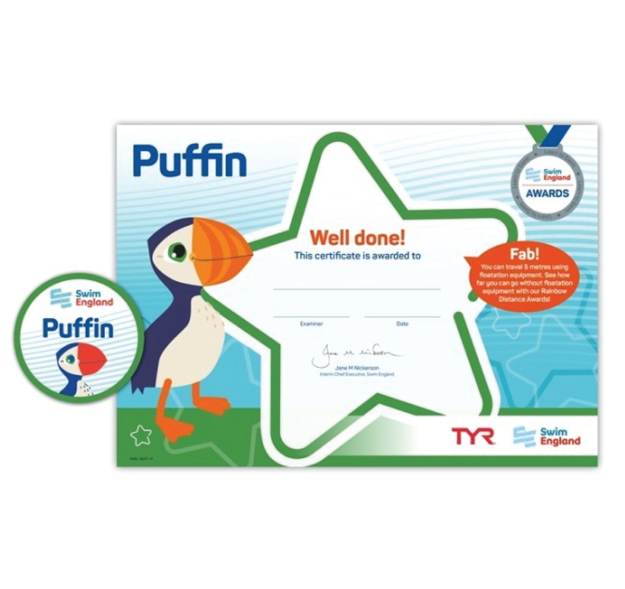 Puffin Award