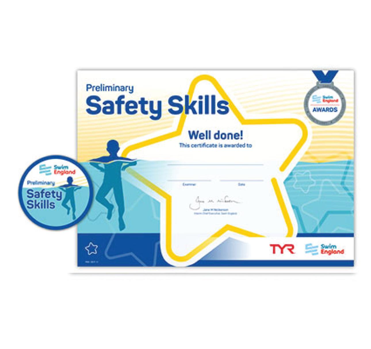 Preliminary Safety Skills