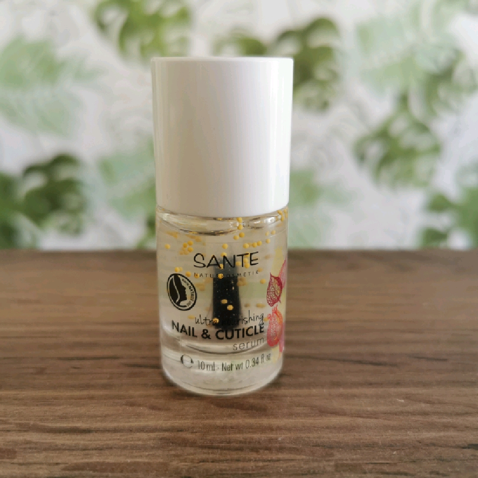 Sante Nail & Cuticle Serum