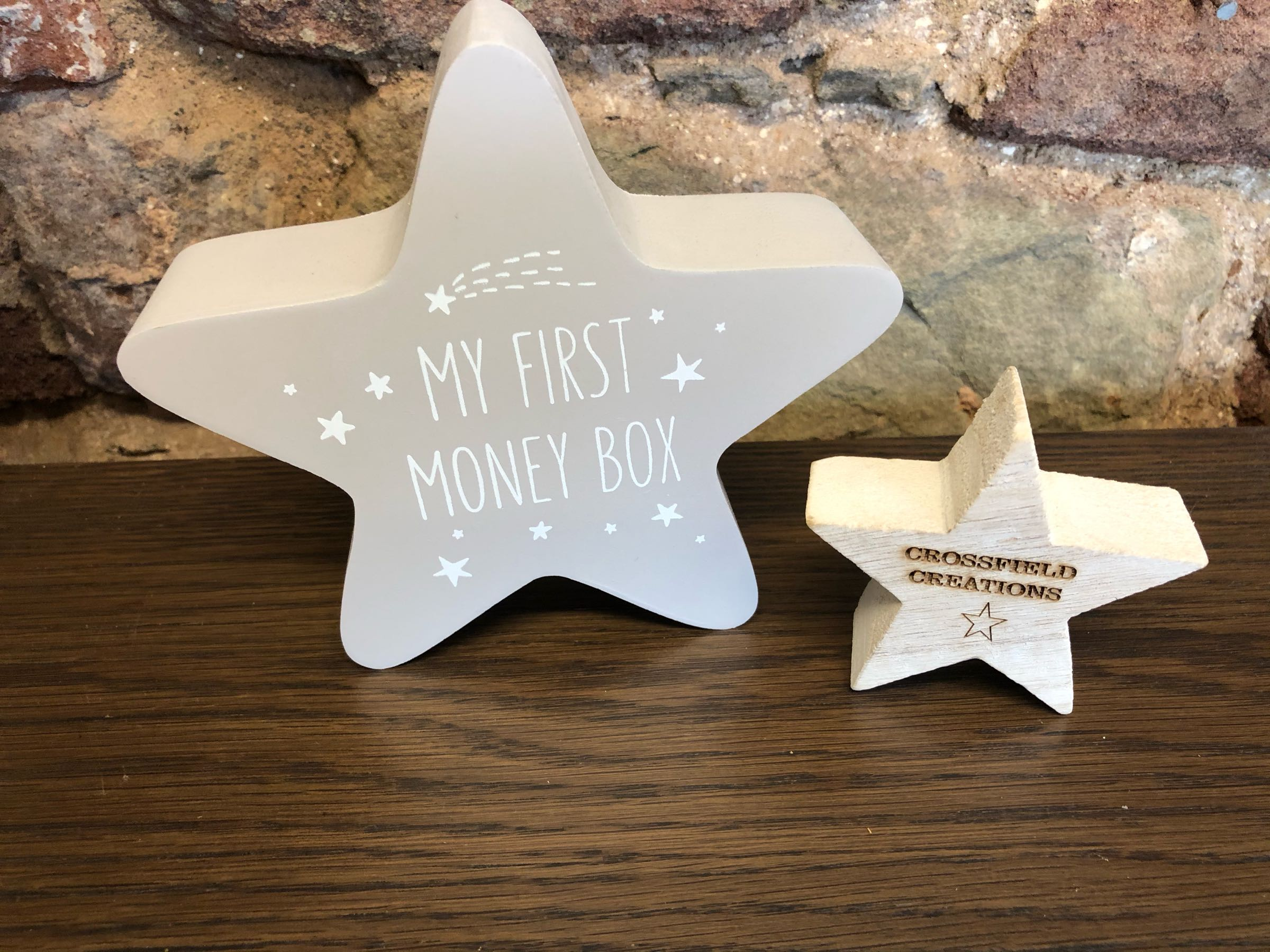 Dream Big My First Money Box