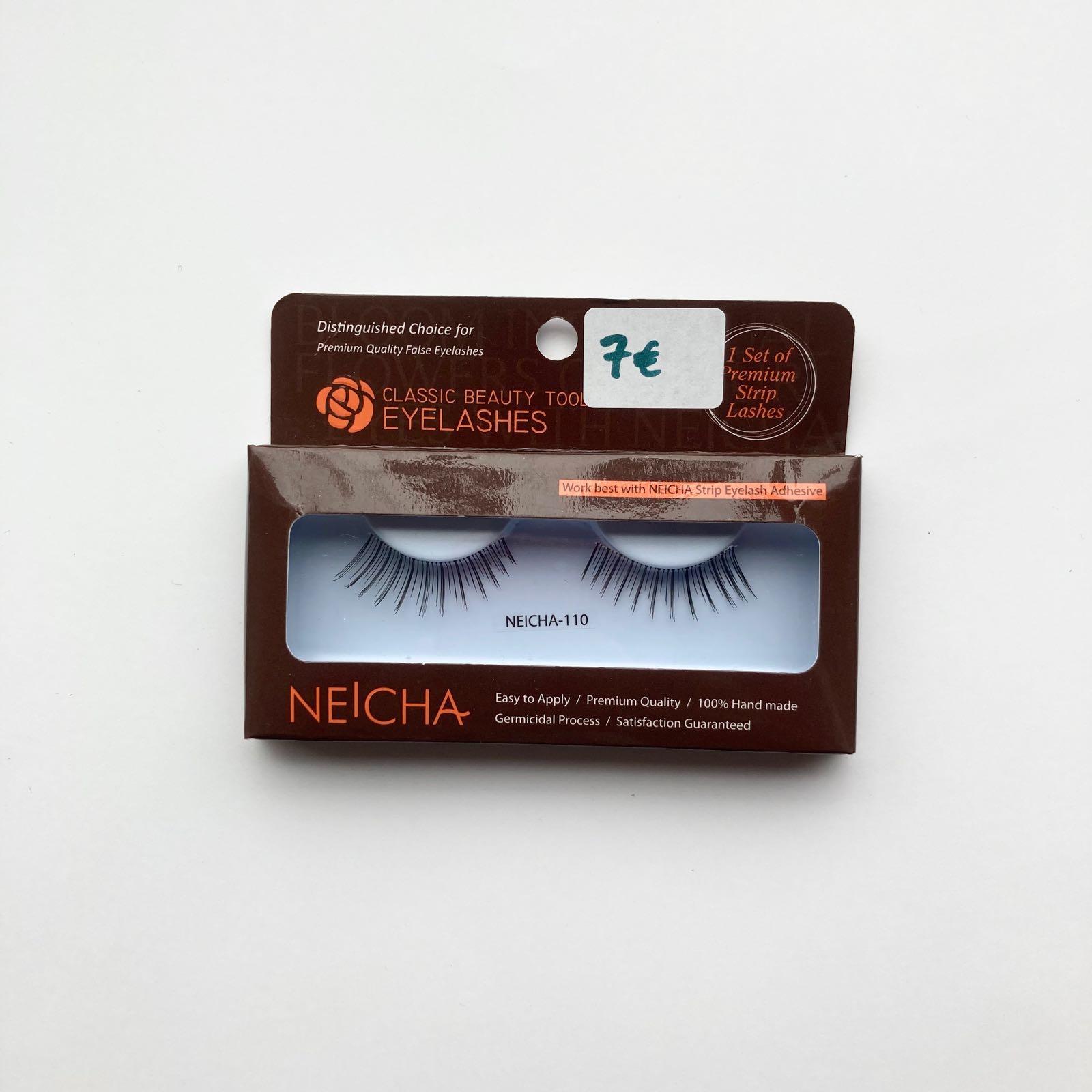 Neicha, tekoripset 110