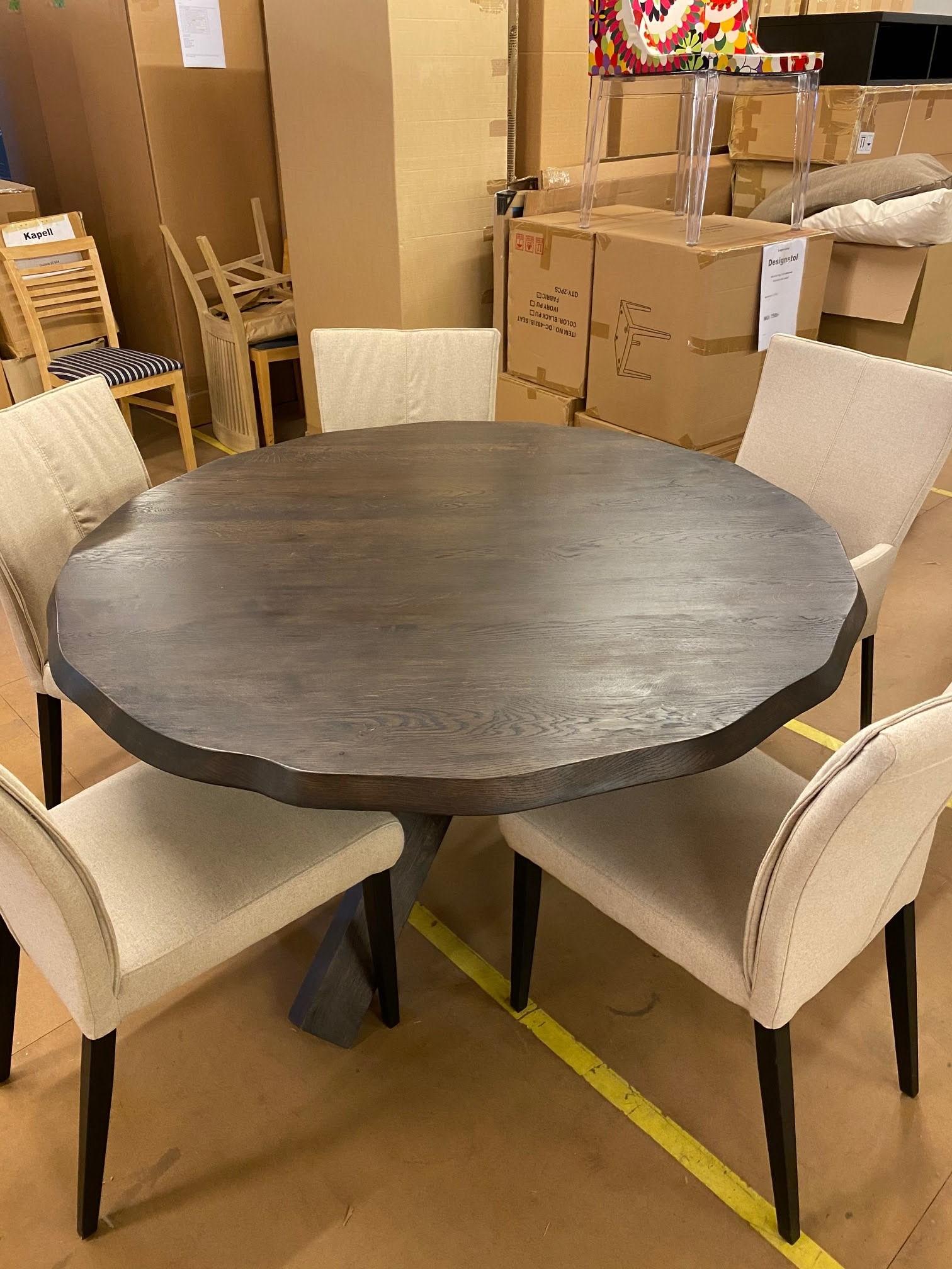 Coen Matbord 140cm diameter