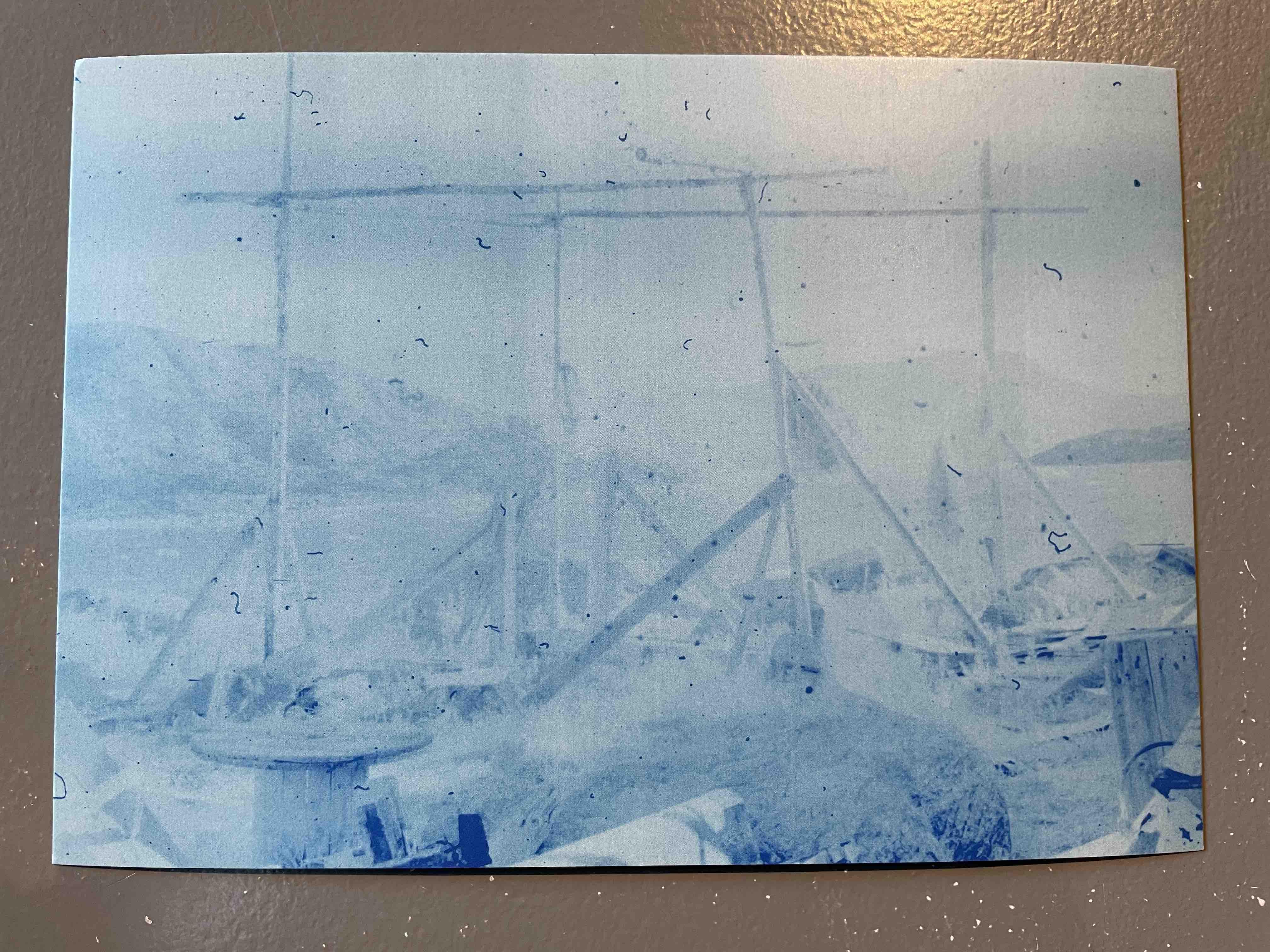 IKERASAK postkort