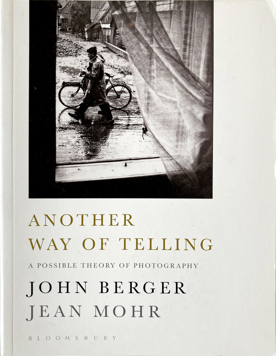Berger, John. Another way of telling