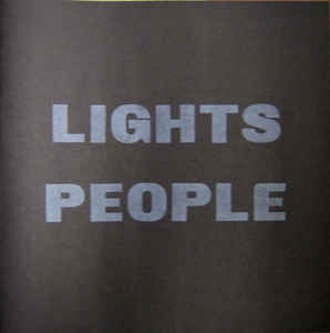 Lights People And Leif Elggren Vs. Gæoudjiparl. Redefines The Meter LP