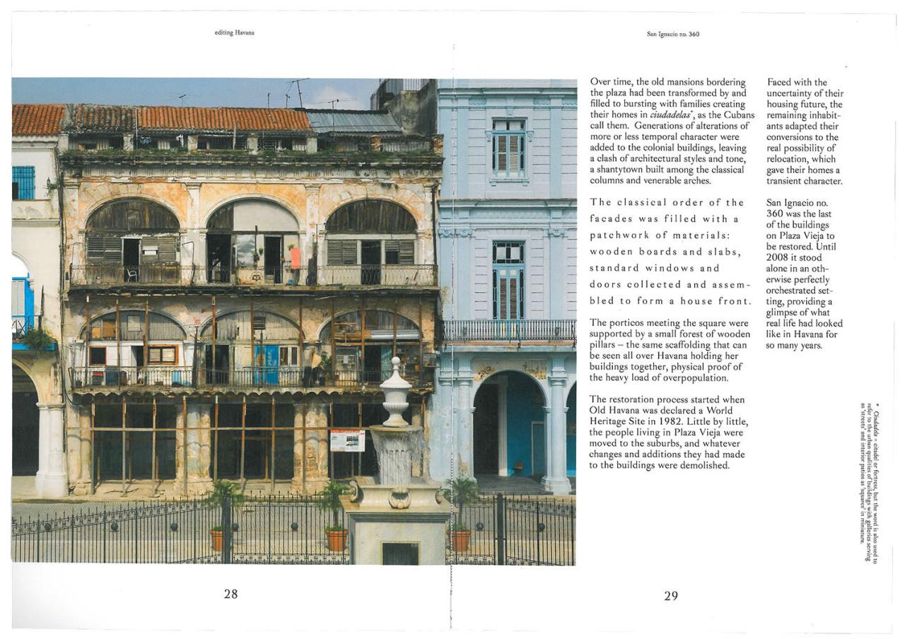 Aristo. Editing Havana