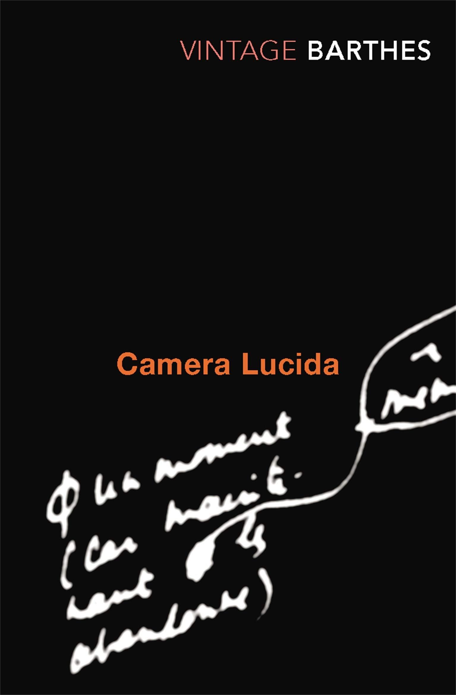 Barthes, Roland. Camera Lucida