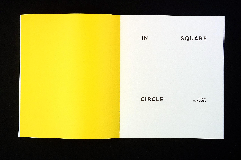 Hunosøe, Jakob. In Square Circle