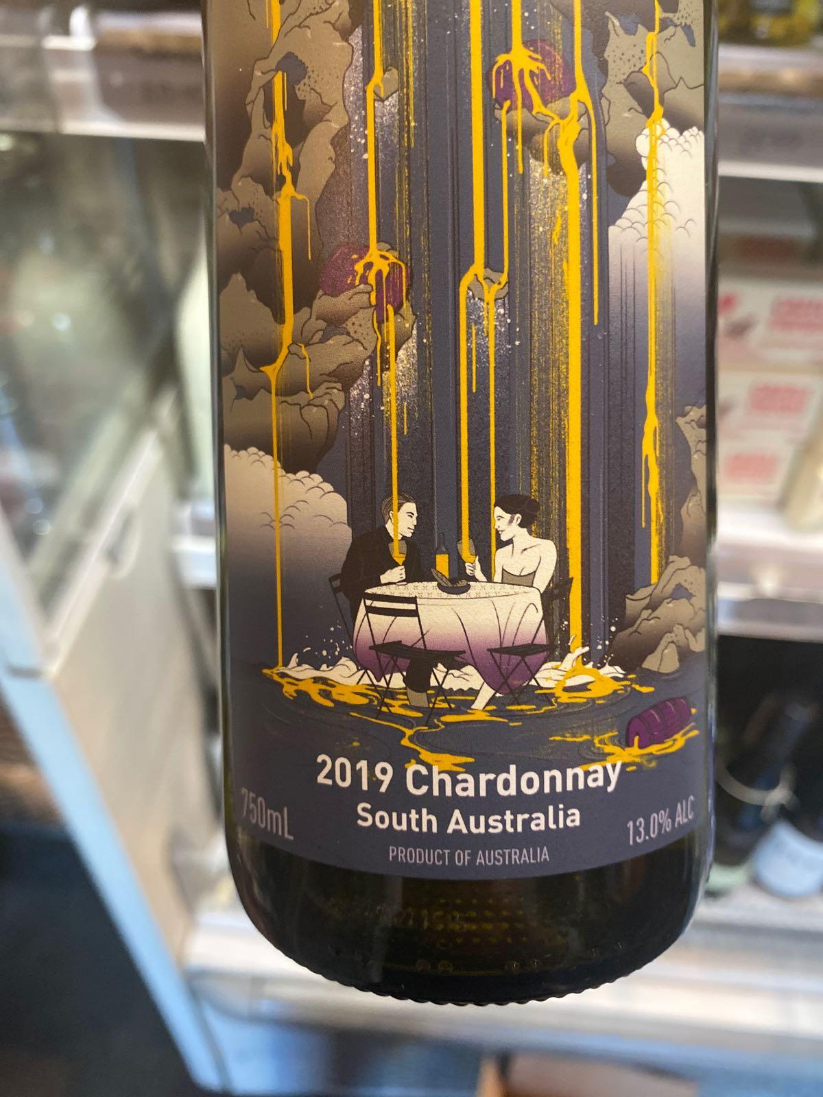 Samurai Chardonnay