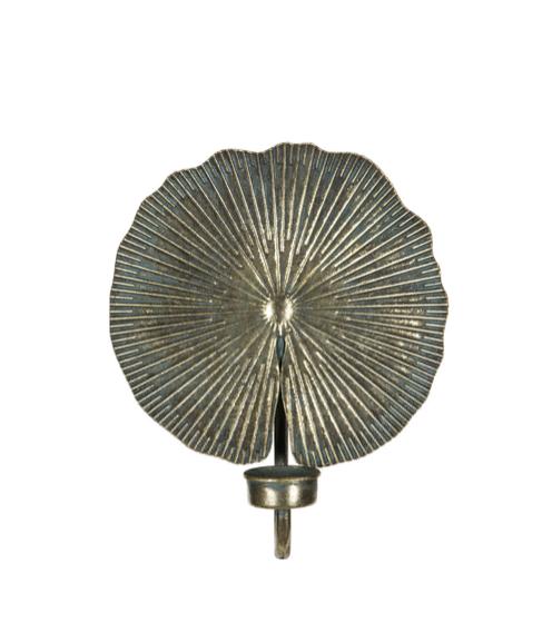 Väggljushållare för värmeljus
