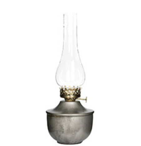 Lampa för värmeljus Cloudy rund