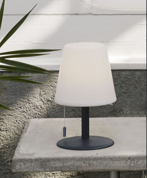 Bordslampa utomhus