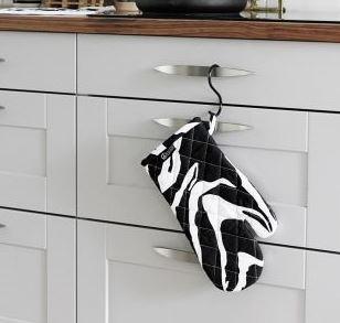 Grytvante Zebra