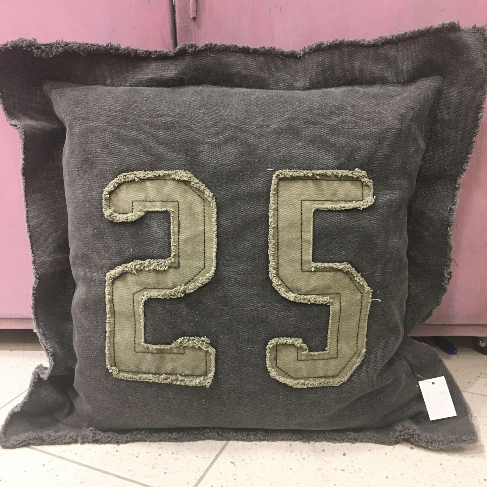 Pute, Blå 25