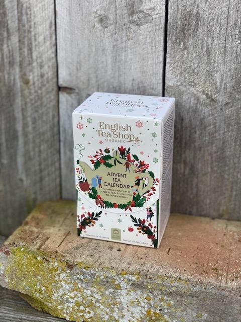 Teadventskalender - English Tea shop