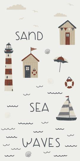 Sevetter - Sand, sea & waves