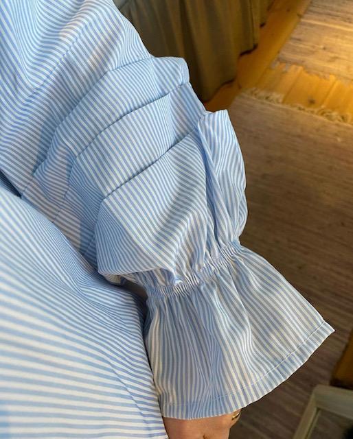 Skjorta med ballongärm