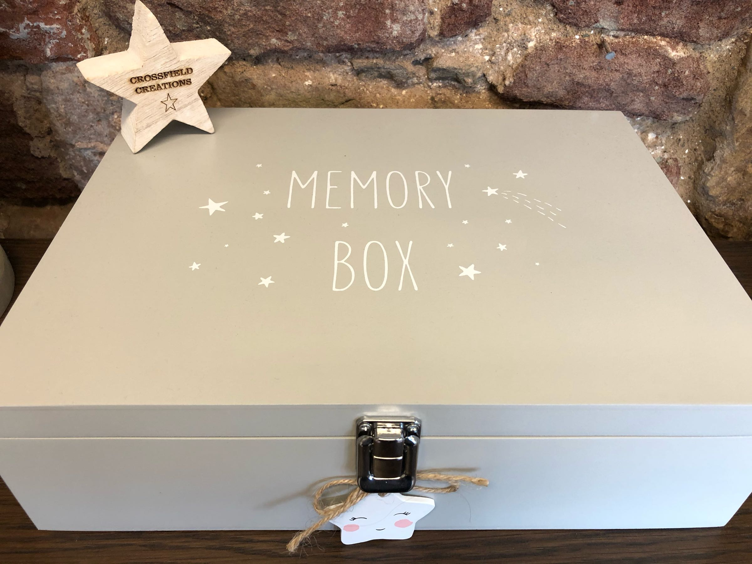 Dream Big Baby Memory box