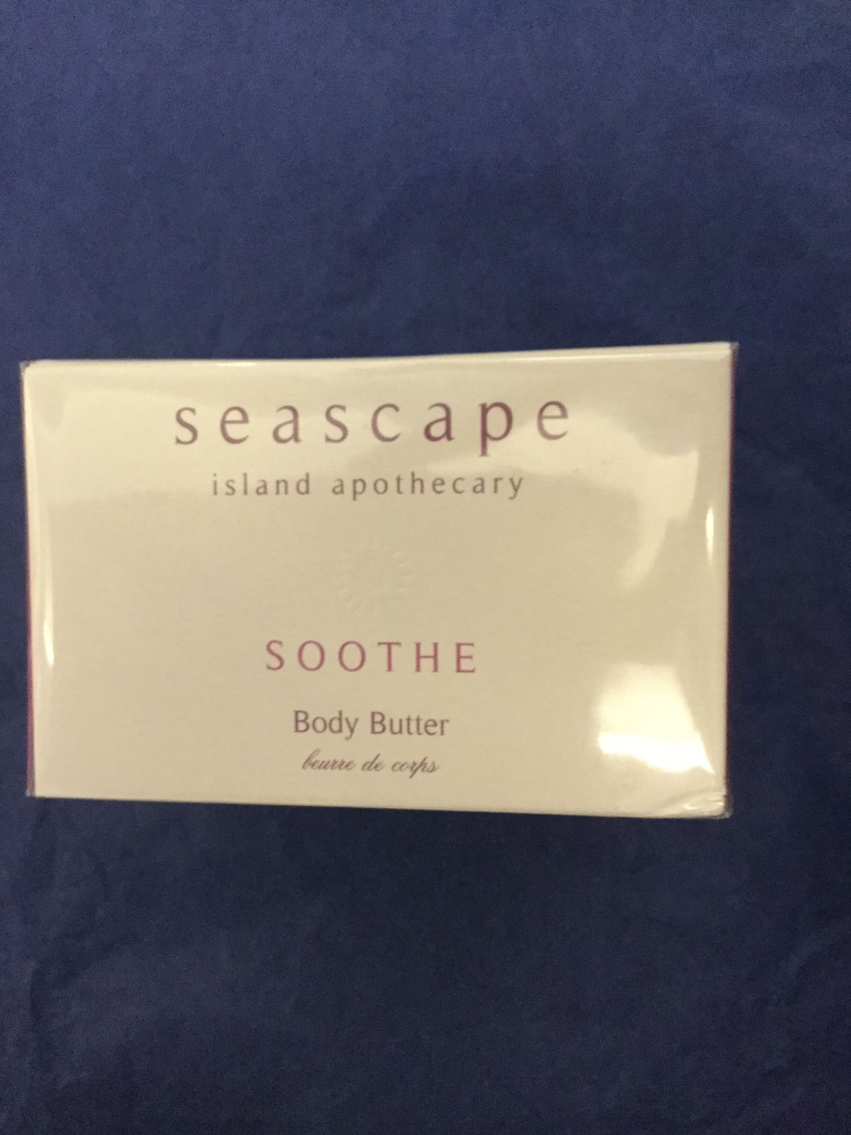 Seascape  body butter