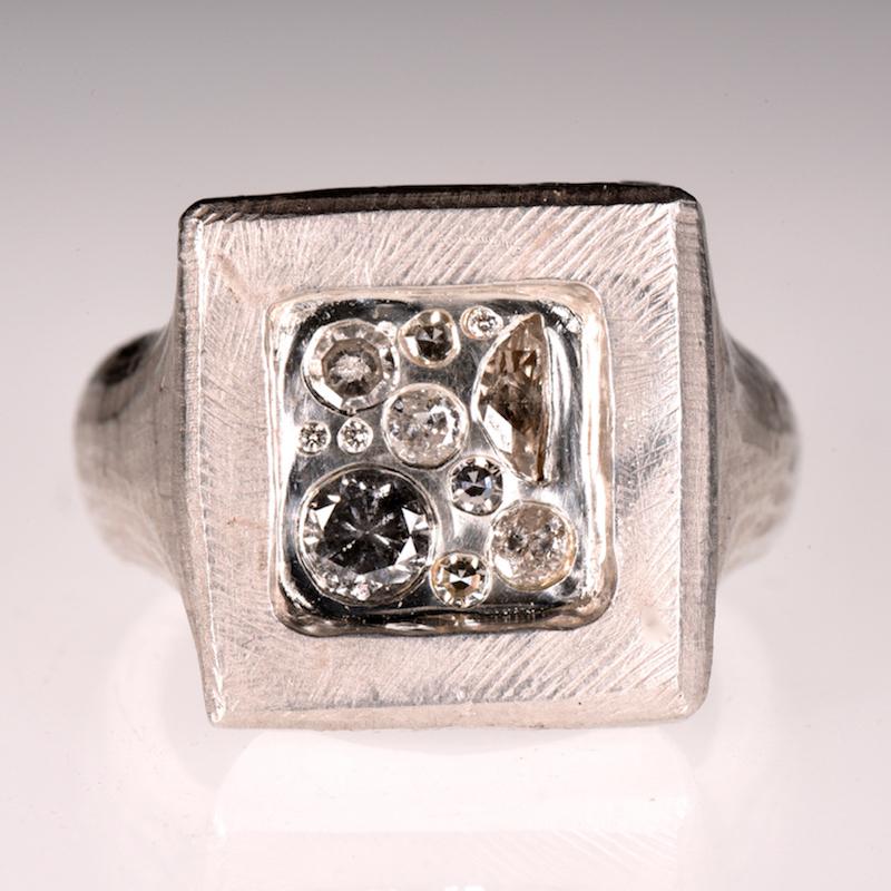 Ring | Diamant Collection | Anina Caracas