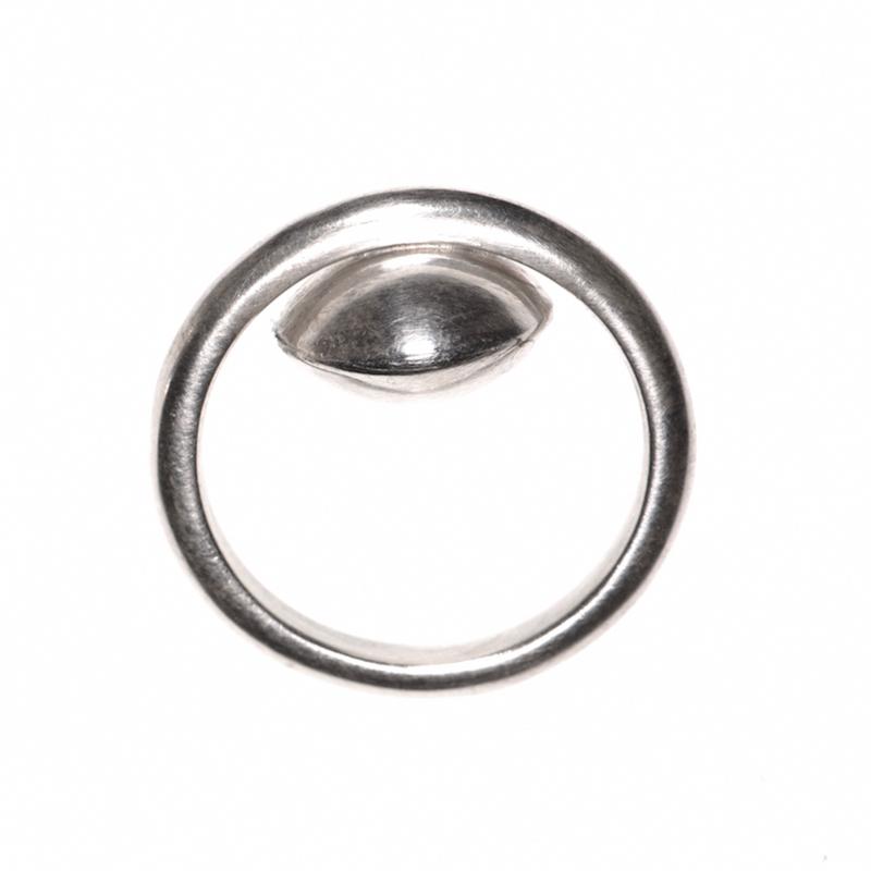 Ring | Saturn Silber | Anina Caracas