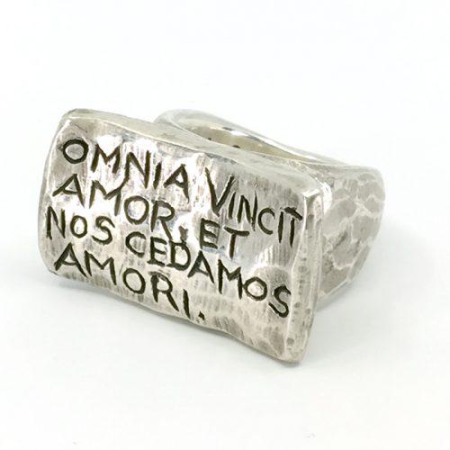 Ring | Amor | | Anina Caracas