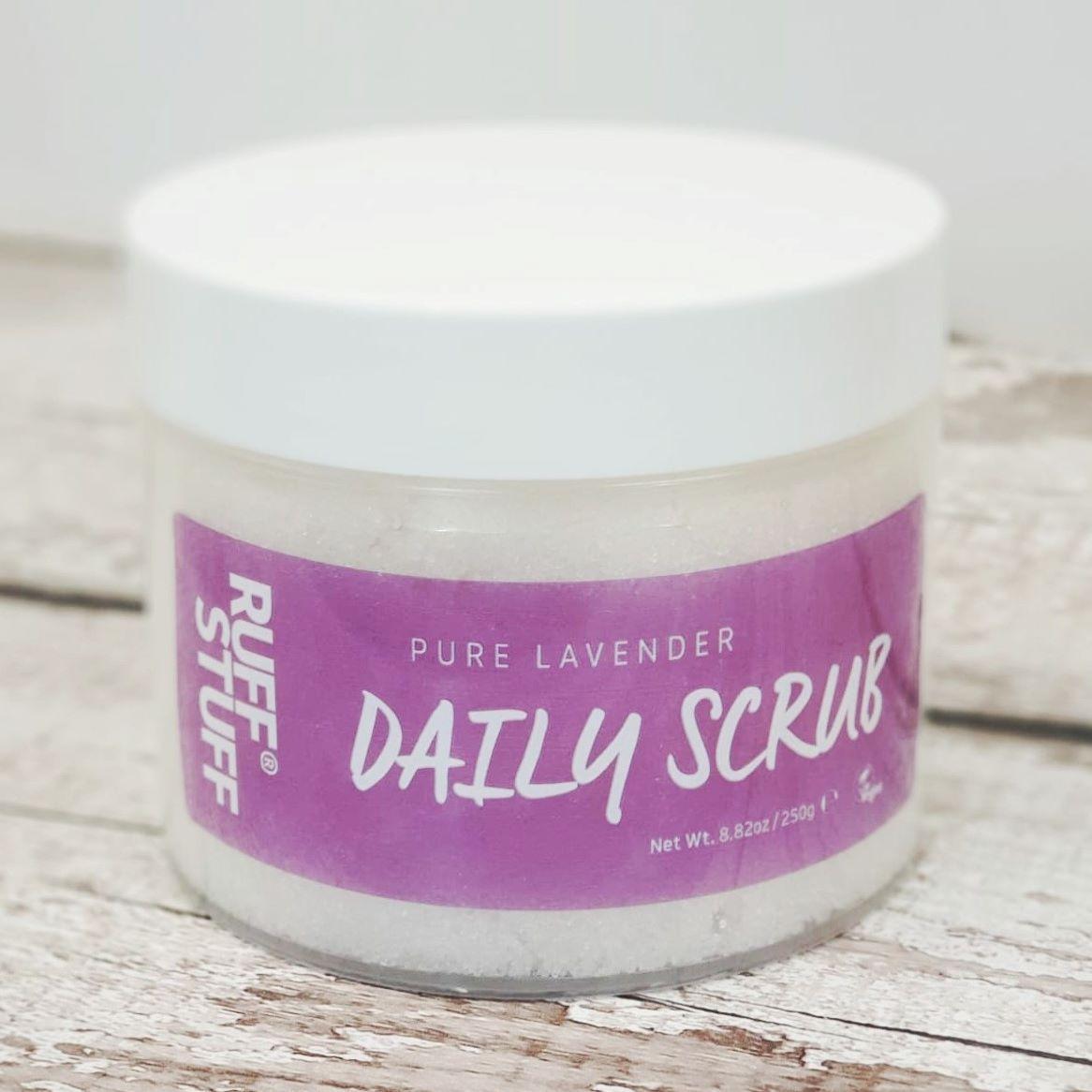 Daily Scrub 250g - Pure Lavender