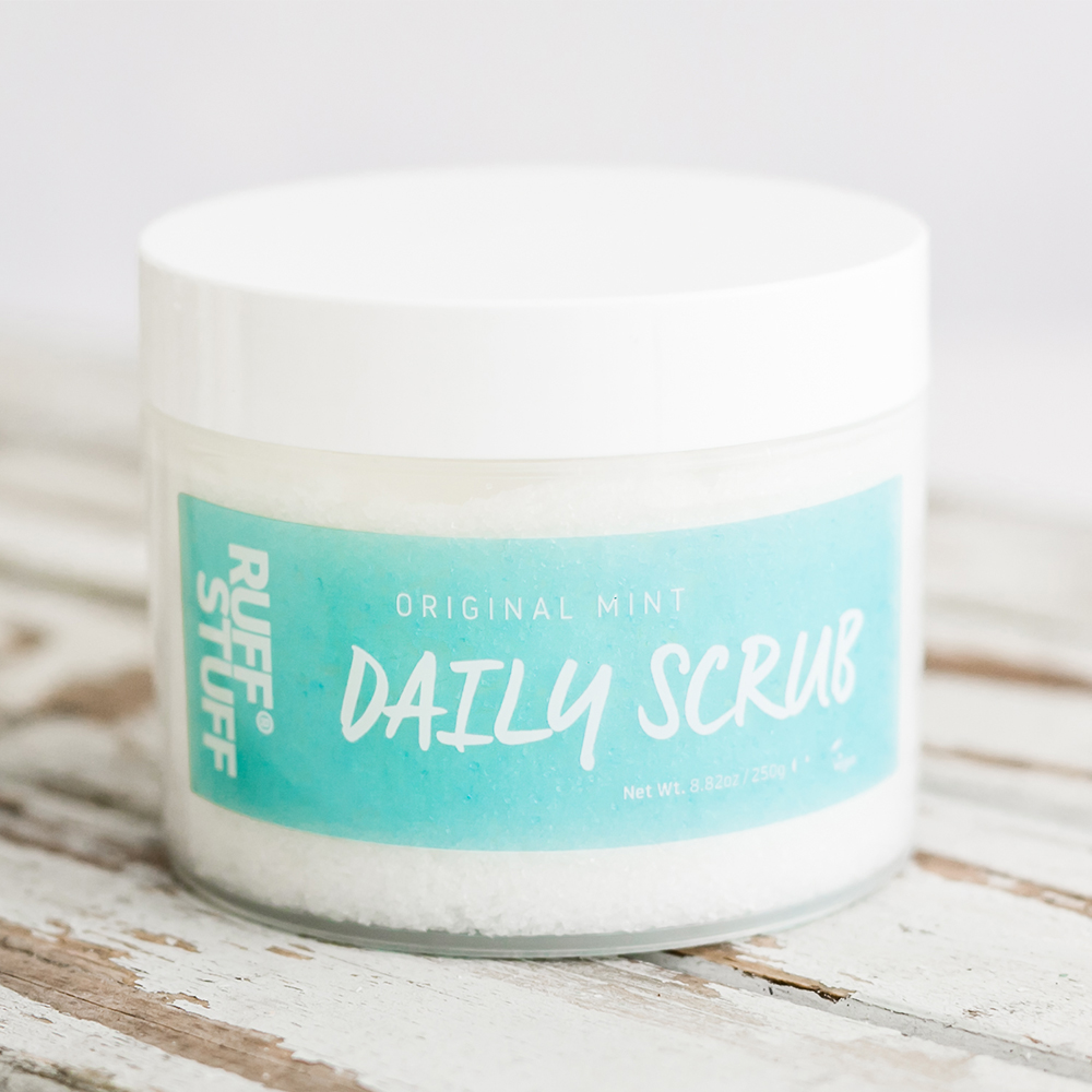 Daily Scrub 250g - Original Mint