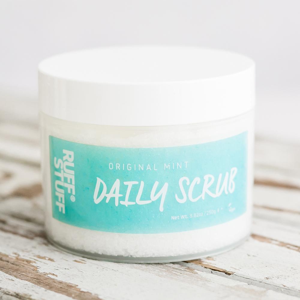 Daily Scrub 250g - Original Mint