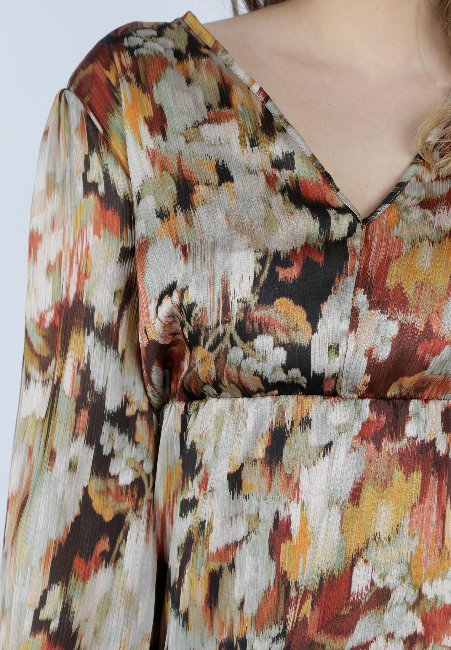 MiaZAYA Kleid gemustert