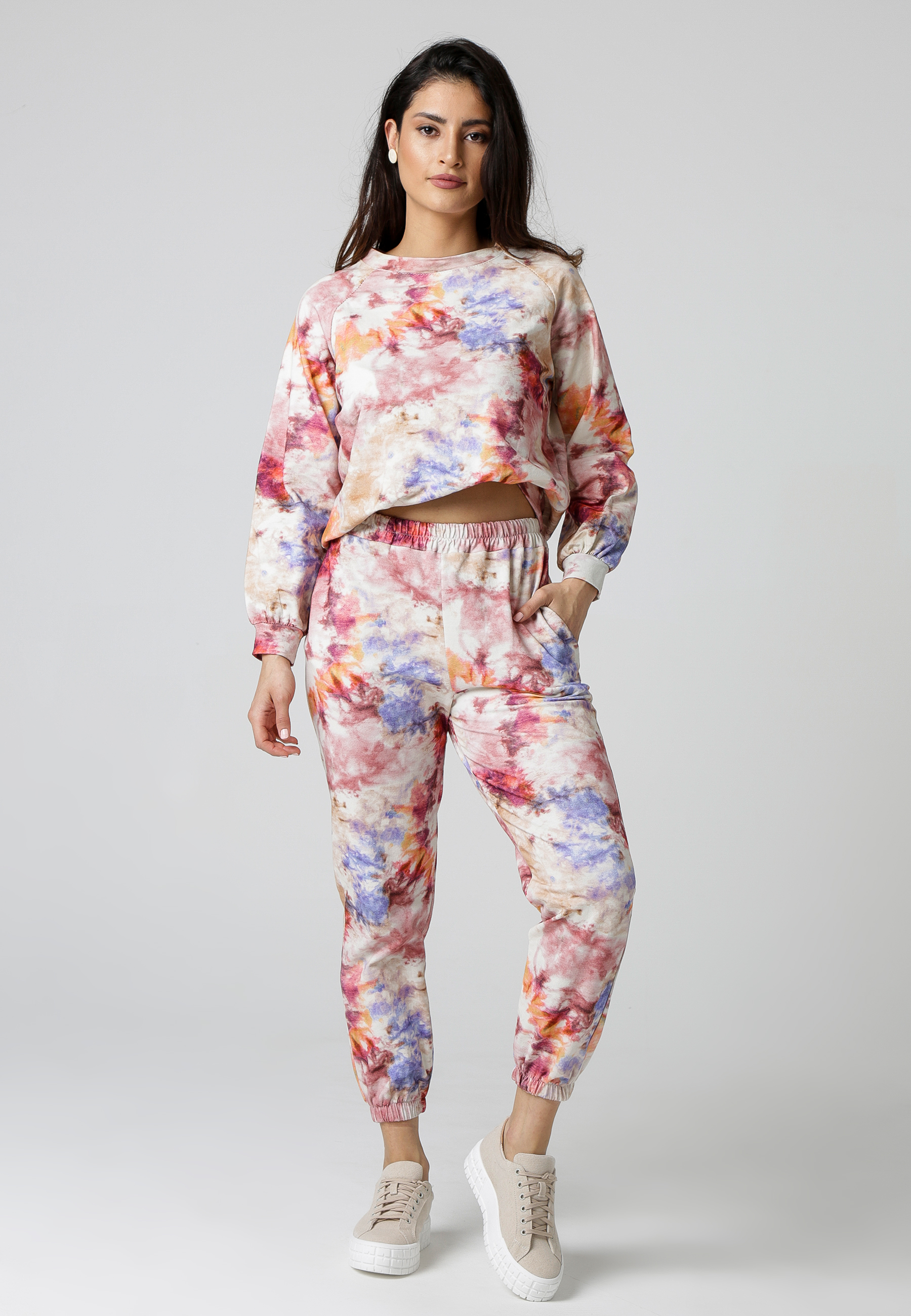 MiaZAYA Sweater Hose Batik