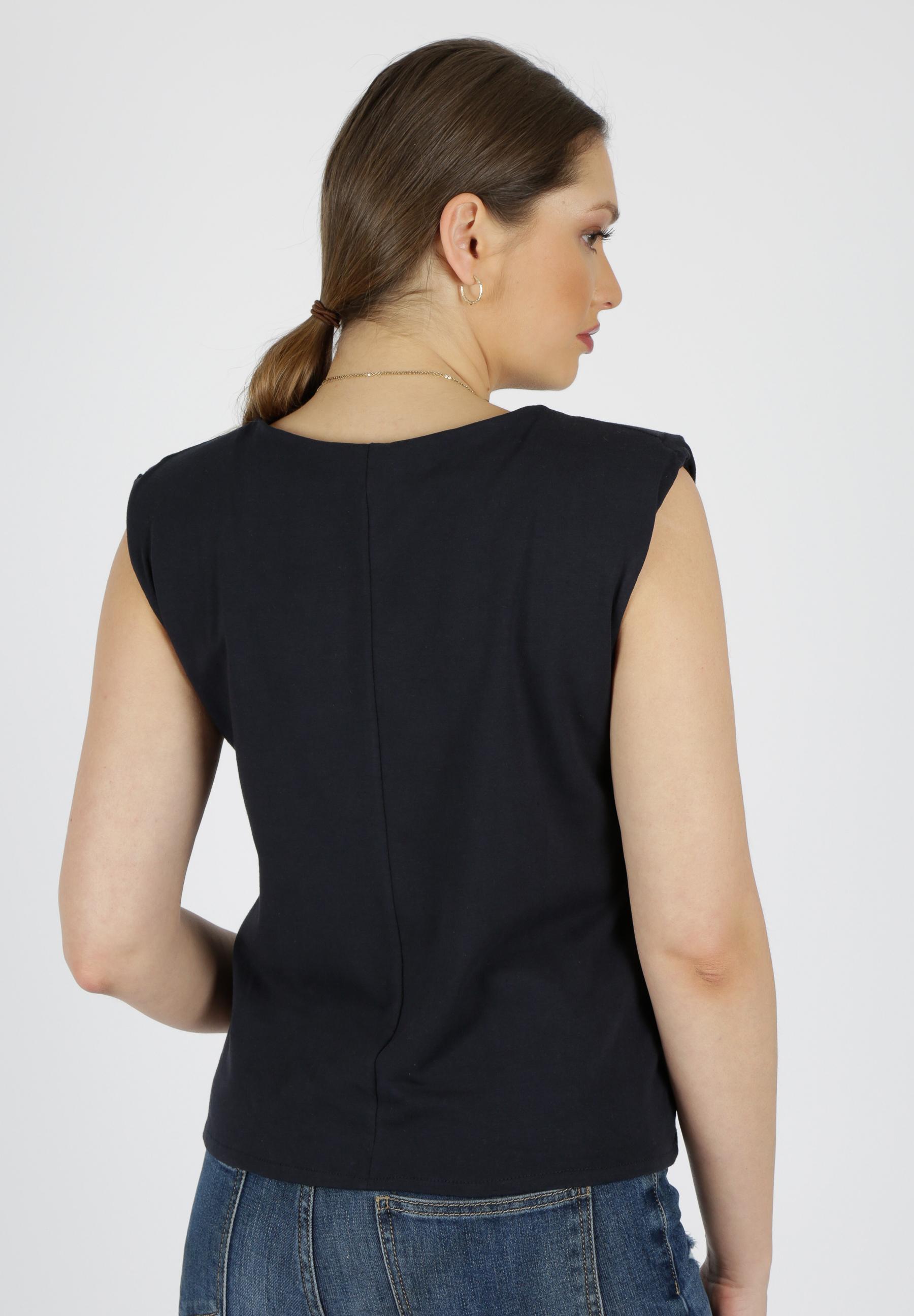 MiaZAYA Shirt Schulterpolster