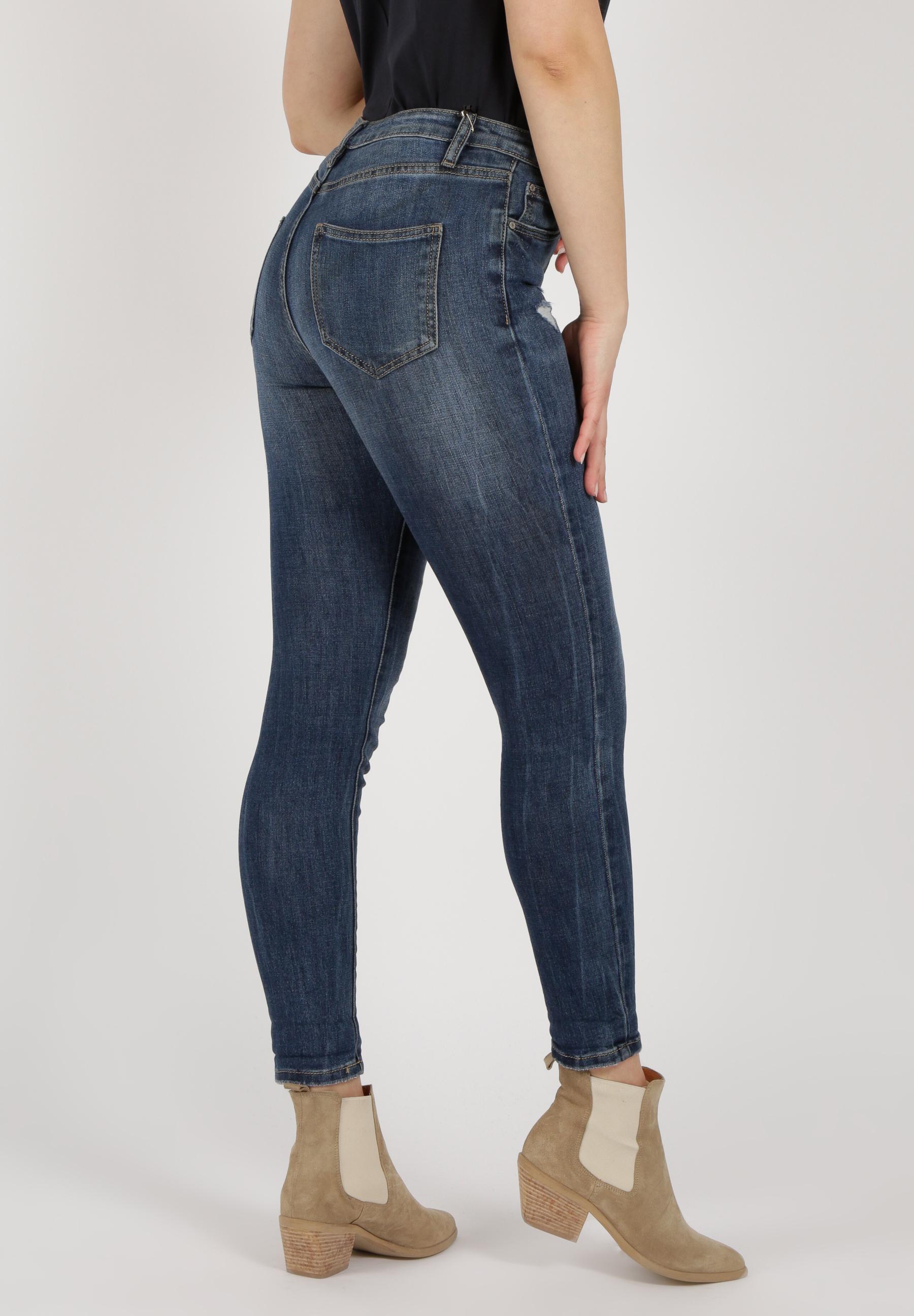 MiaZAYA Denim Skinny Jeans