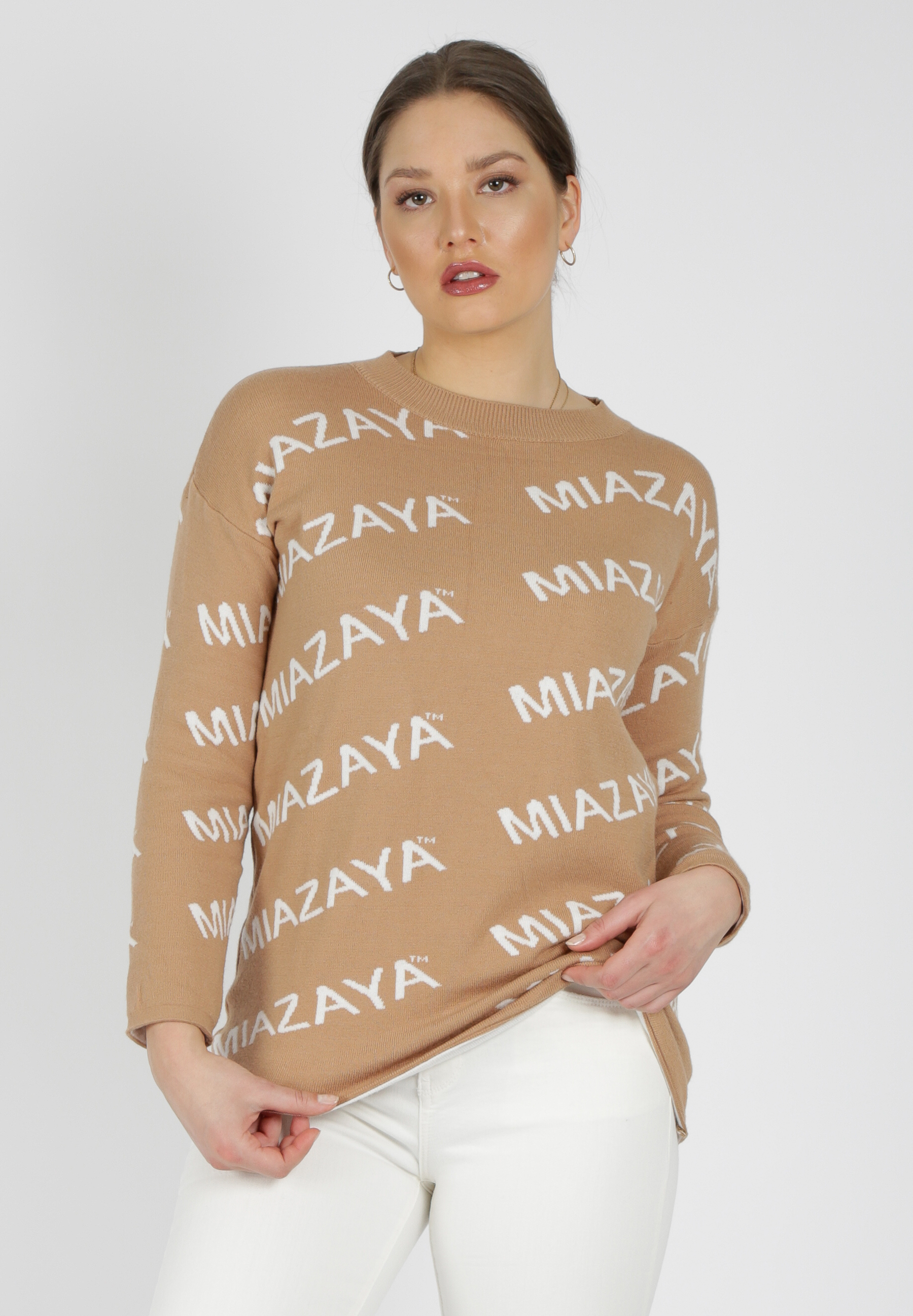 MiaZAYA Logo Pullover
