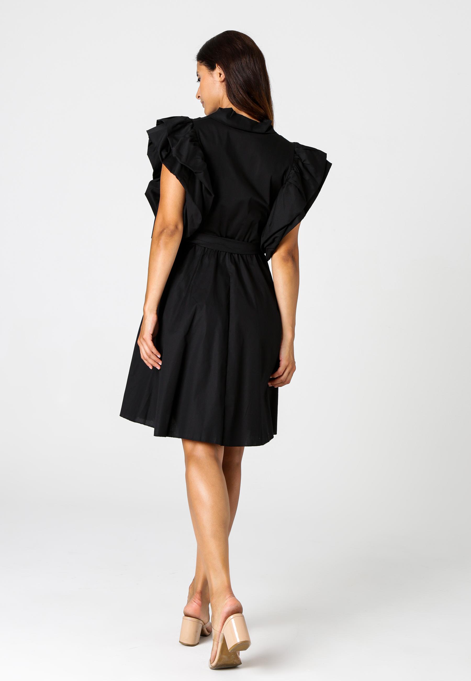 MiaZAYA Kleid mit Kragen