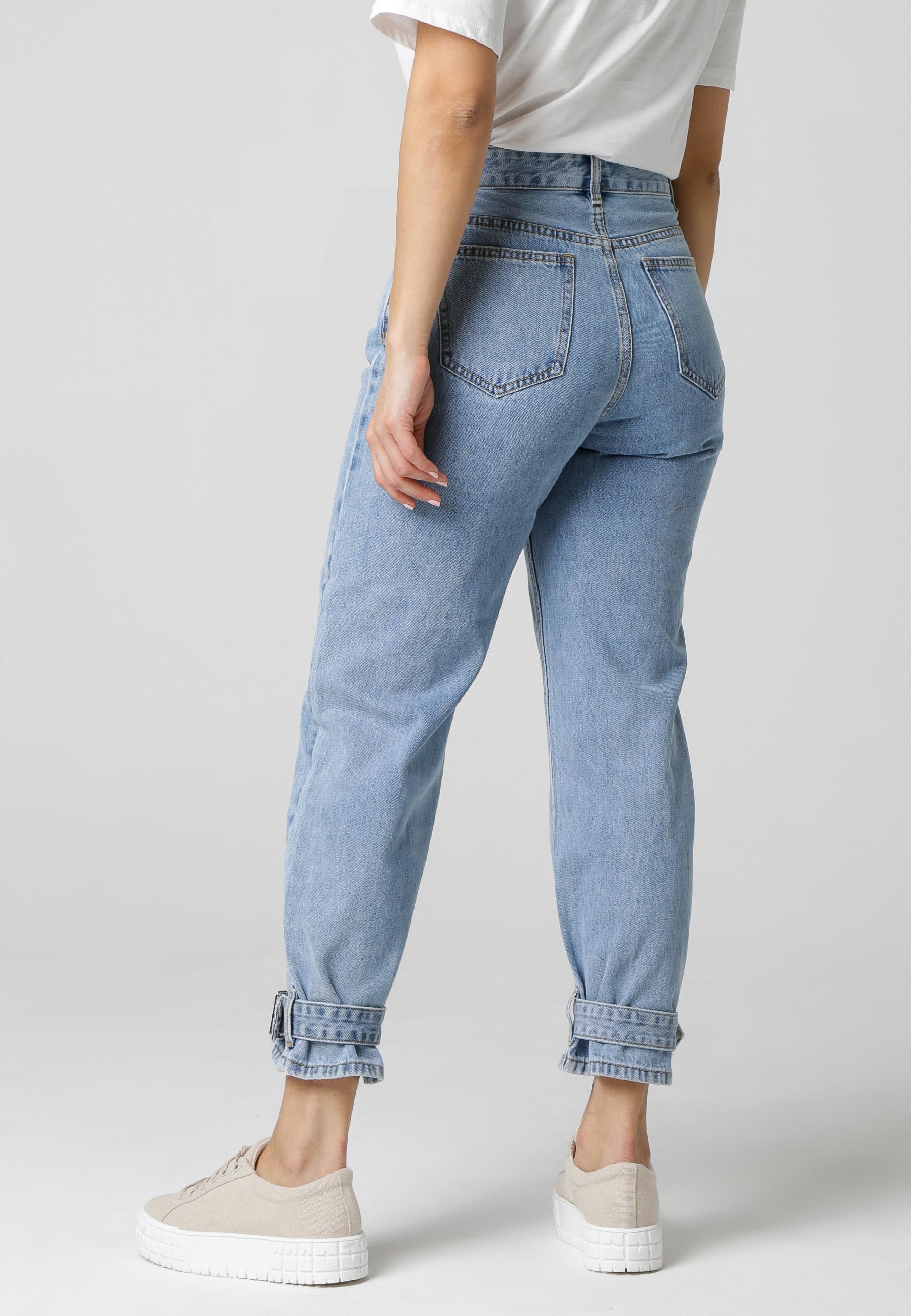 MiaZAYA Jeans Schnalle