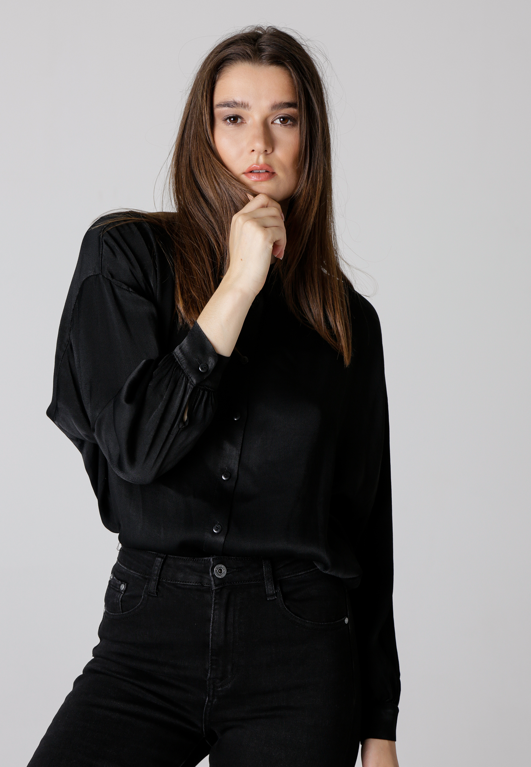 MiaZAYA Bluse Giovanna