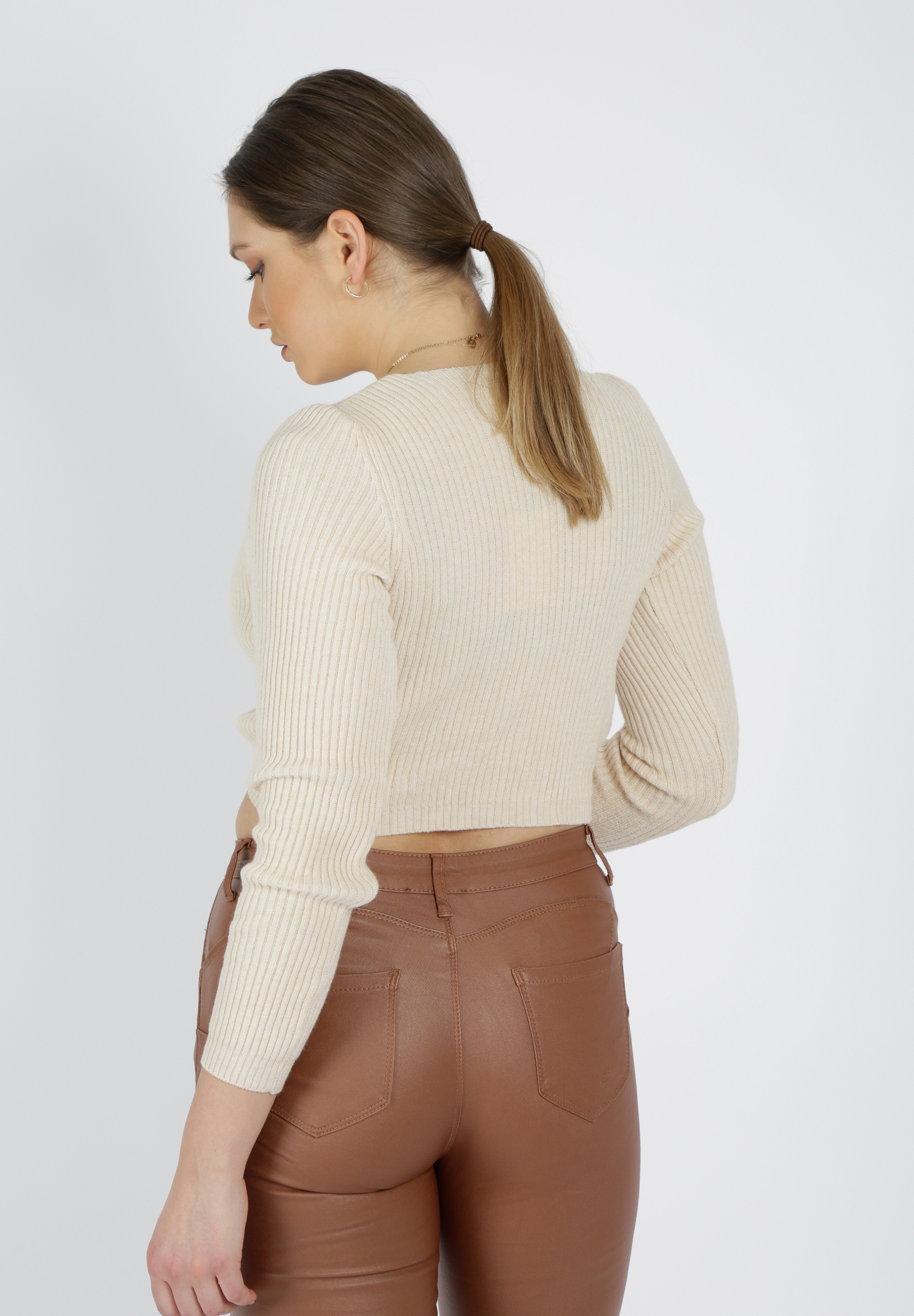 MiaZAYA Wickel Pullover