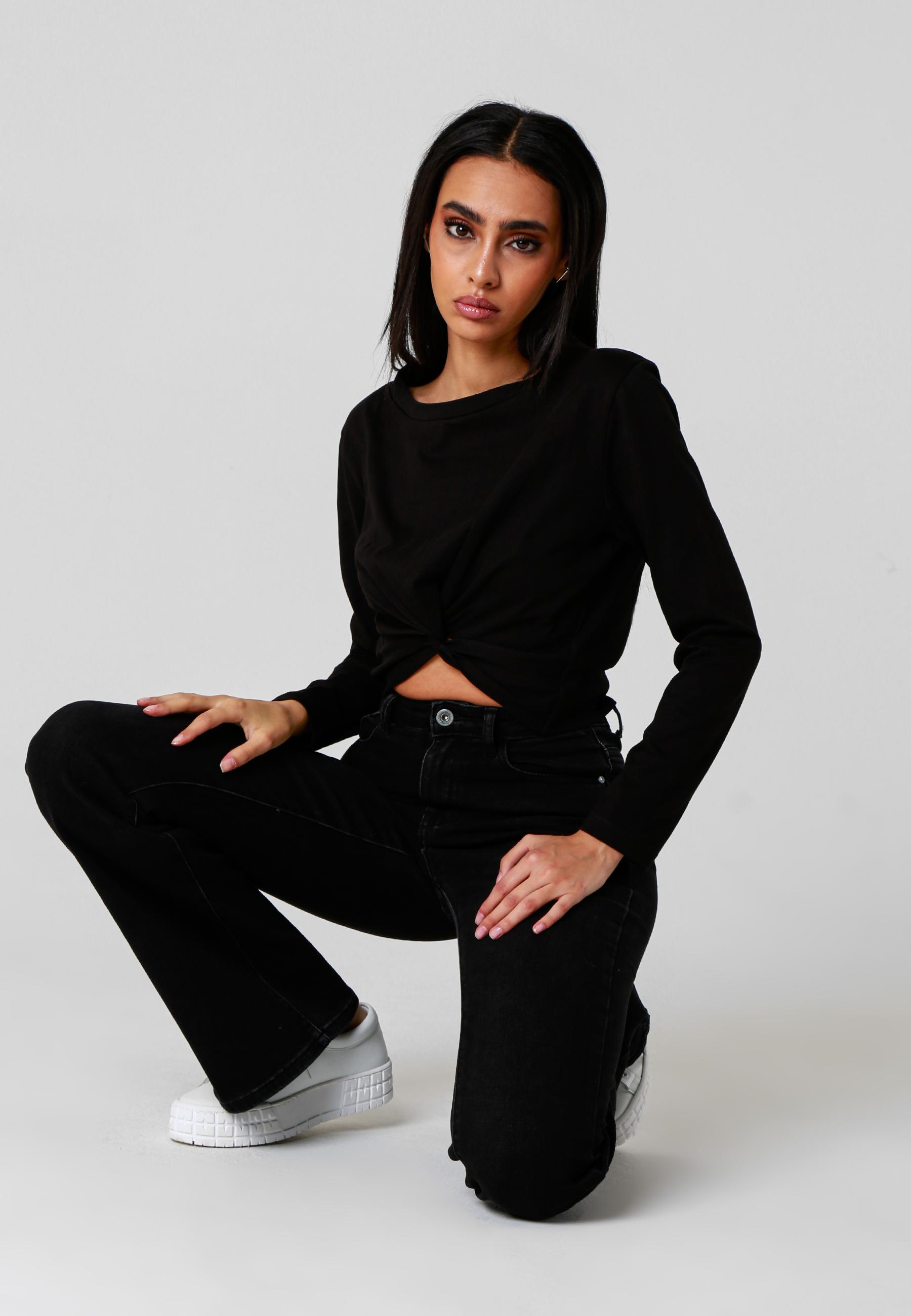 MiaZAYA Langarm Shirt Fabia