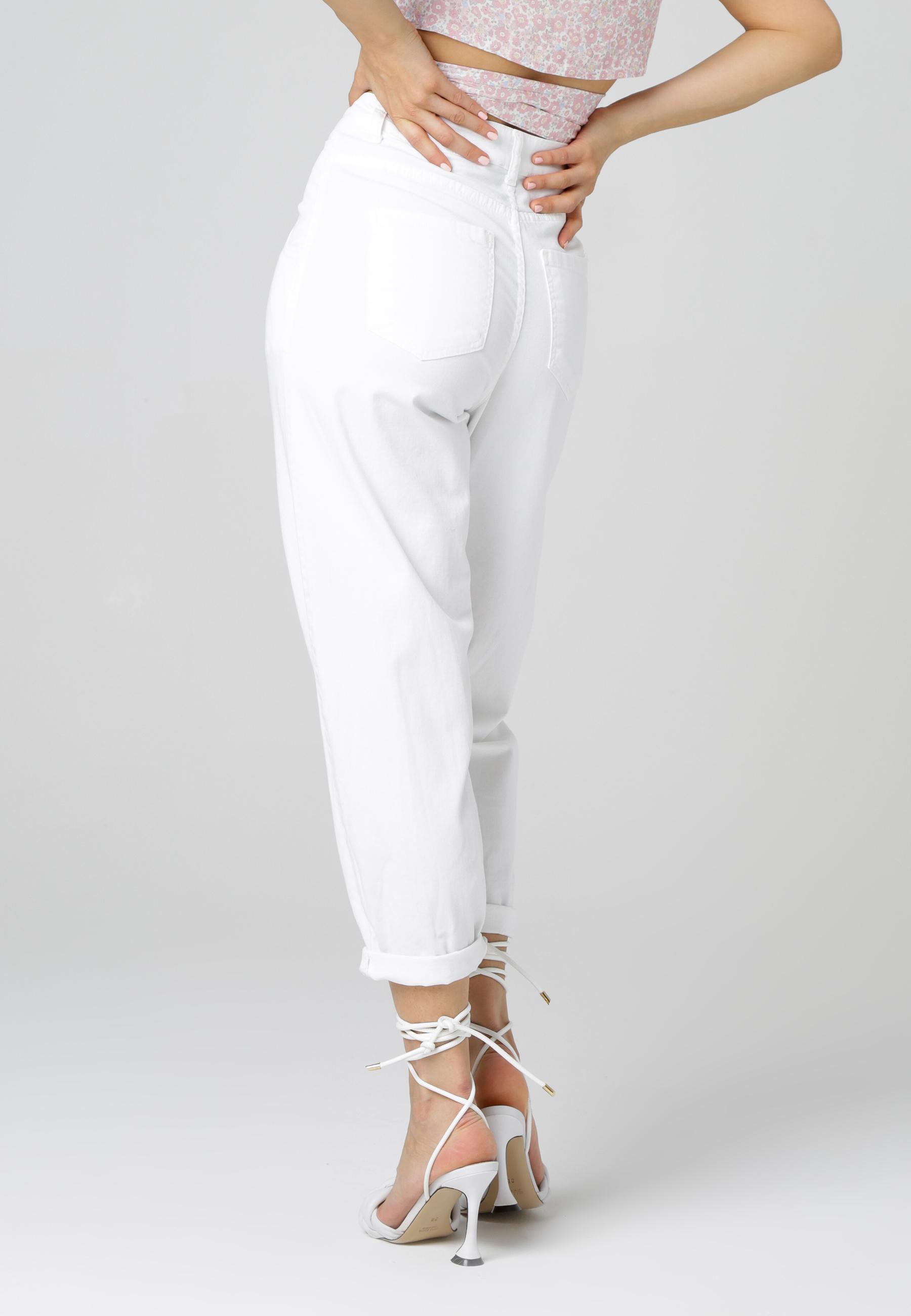 MiaZAYA Mom Jeans