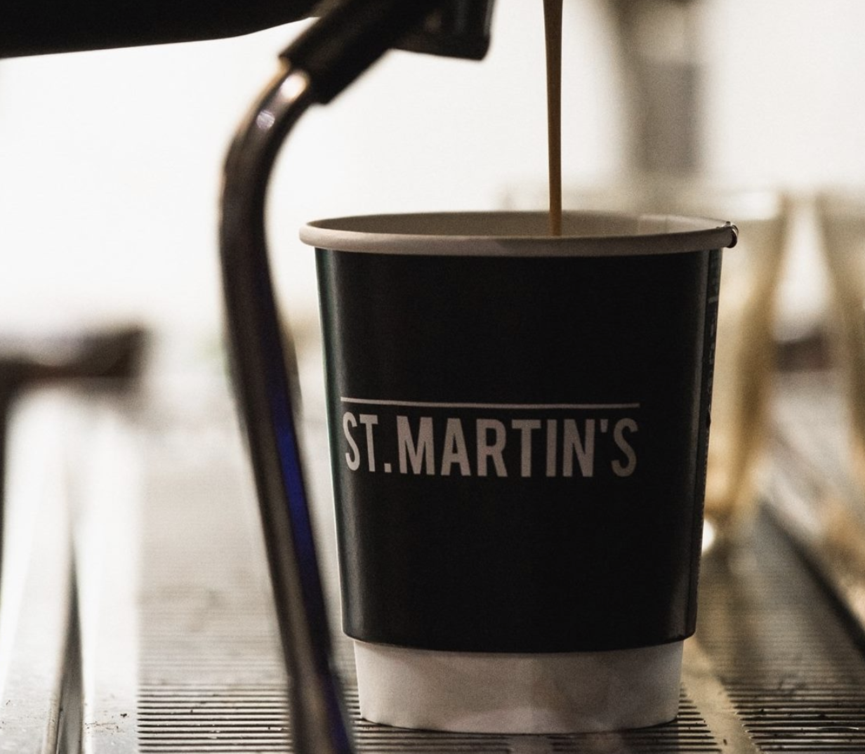 St Martins Coffee Shop