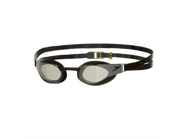 Speedo Svømmebriller Black/Silver