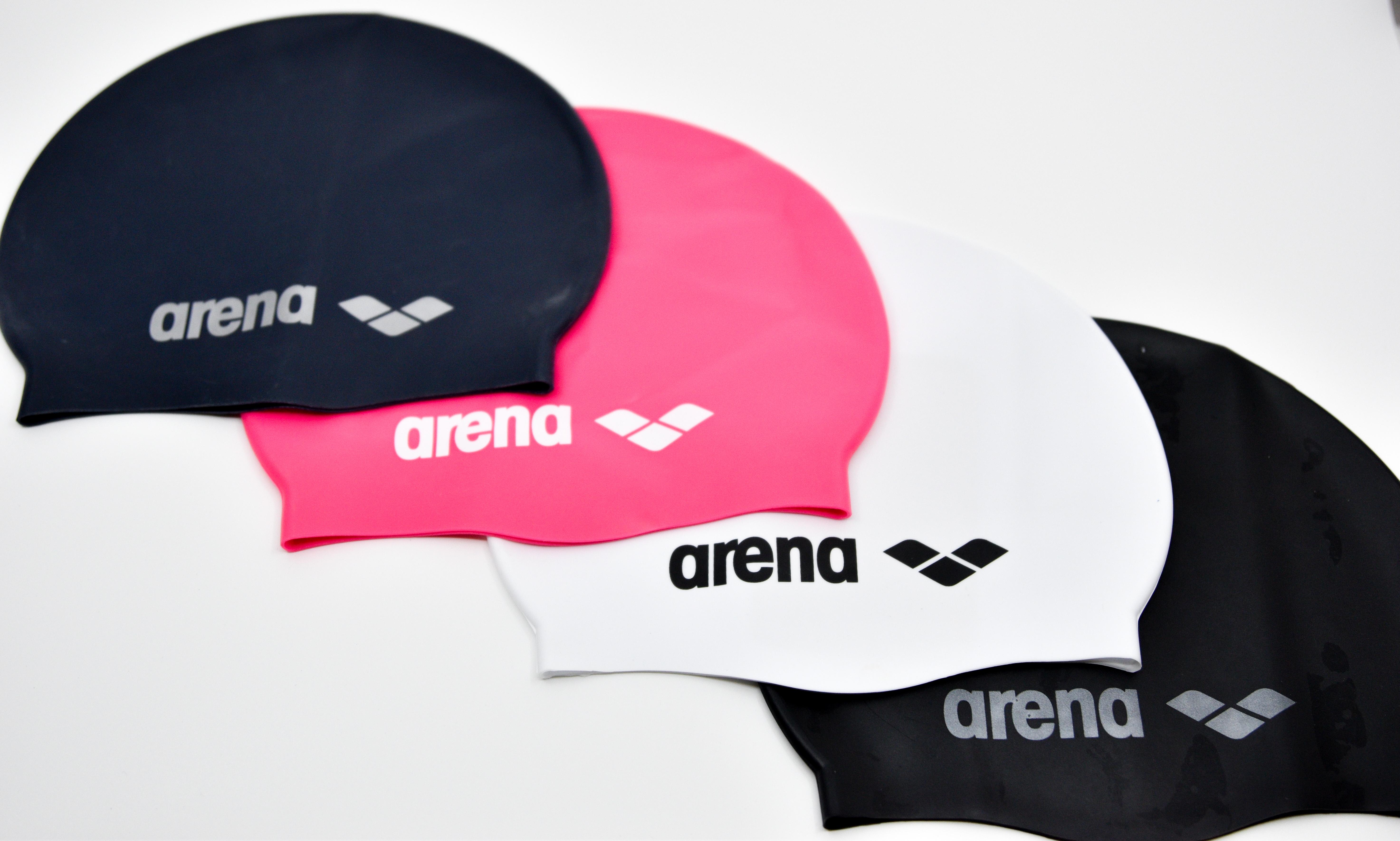 Arena Classic Silicone Svømmehette