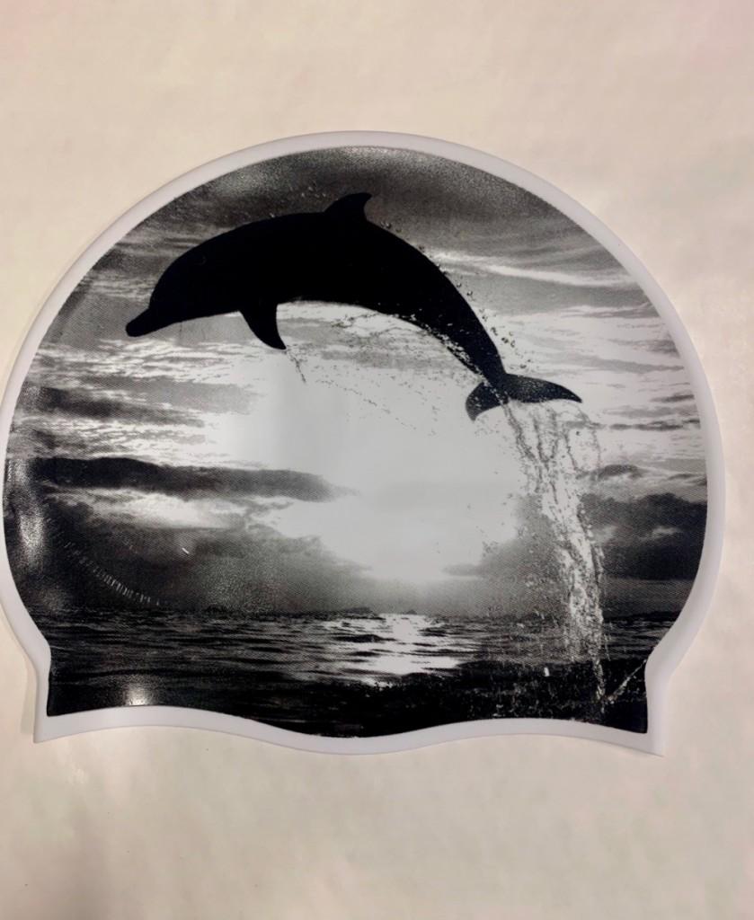 Svømmehette Delfin