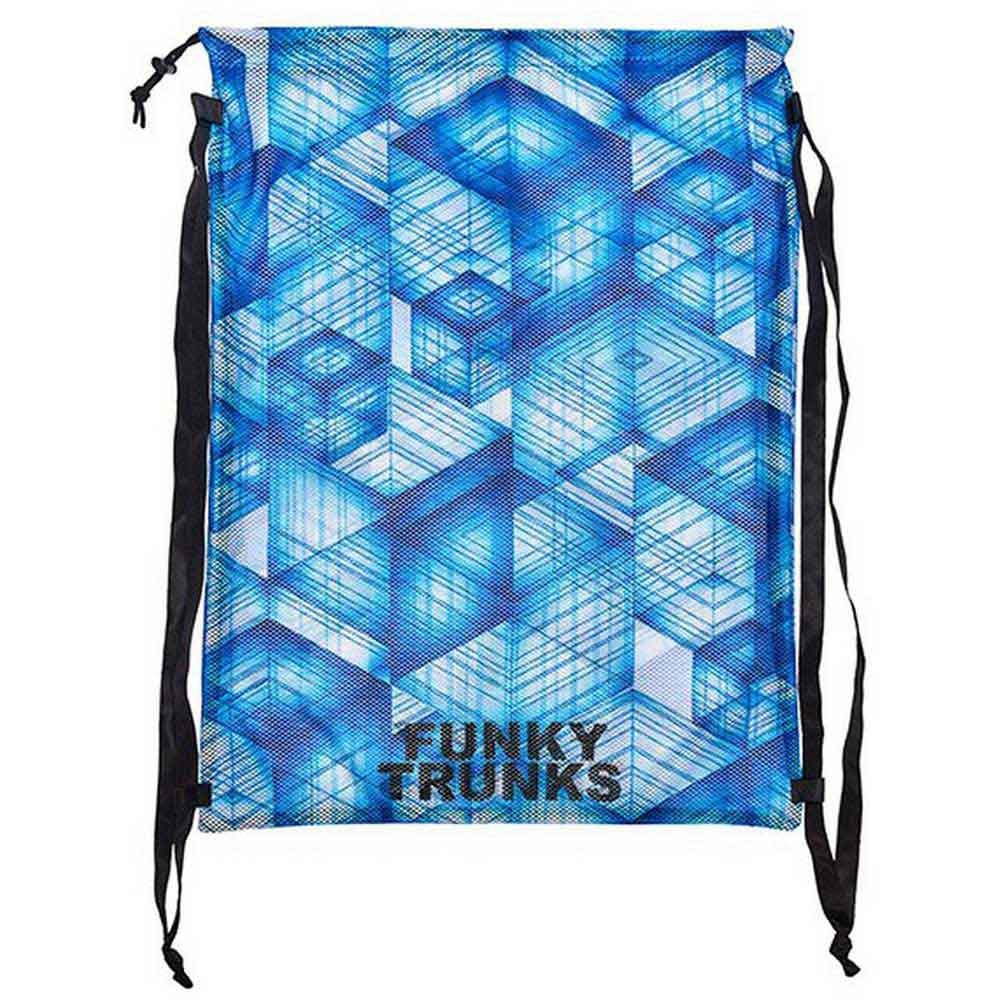 Funky Trunks Mesh Bag Blå