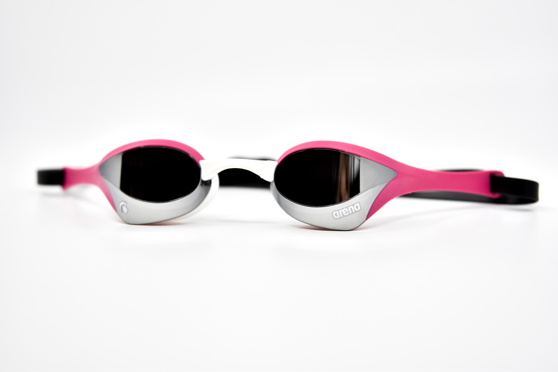Cobra Ultra Swipe Silver/Pink